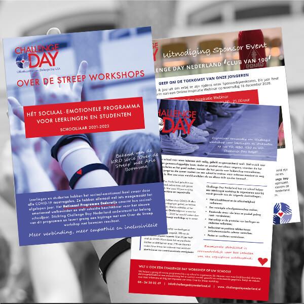 Challenge Day Nederland portfolio